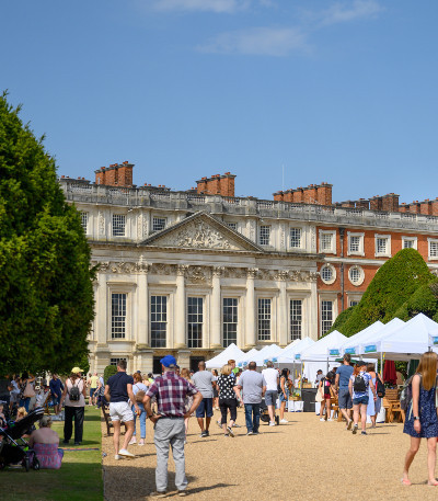 A taste of who is joining us at the Hampton Court Palace Food Festival  image