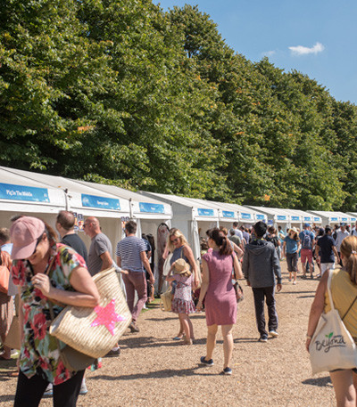 10 reasons not to miss Hampton Court Palace Food Festival! image