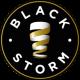 Black Storm Brewery logo