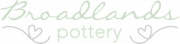 Broadlands Pottery  logo