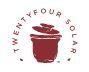 TwentyFour Solar logo
