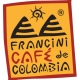 Francini's colombian coffee logo