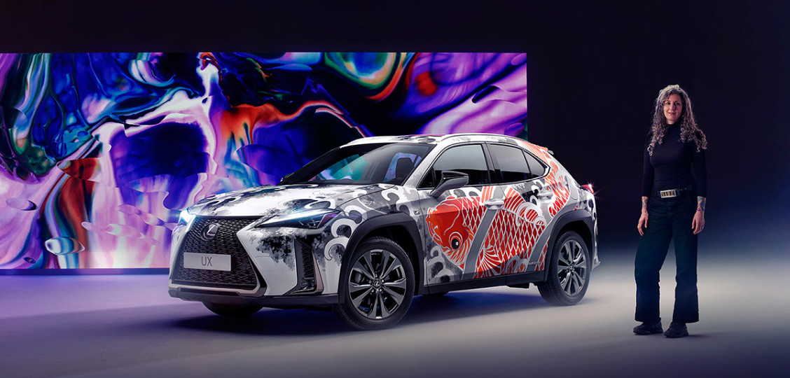 Lexus at Hampton Court Palace Artisan Festival 2021