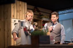 The Kitchen demo