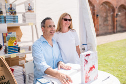 Book signing with Yotam Ottolenghi
