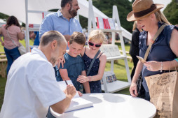 Michel Roux Jr book signing