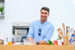 Chris Bavin in The Kitchen
