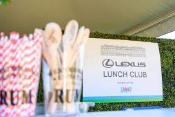Lexus Lunch Club