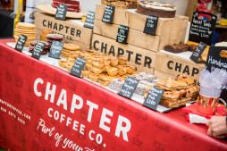 Chapter Coffee Stand