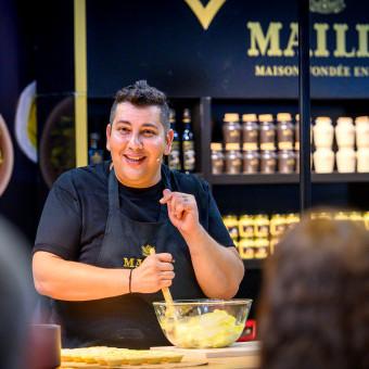 La Cuisine de Maille Tasting Experience image