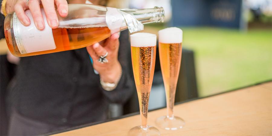 PIAFF champagne