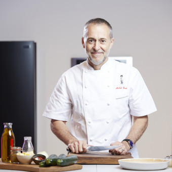 Photo of Michel Roux Jr