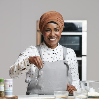 A photo of Nadiya Hussain