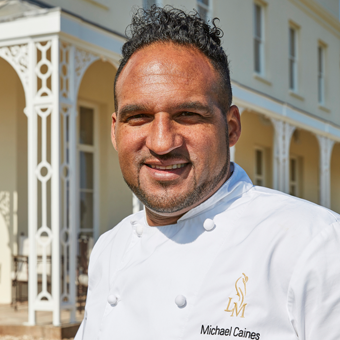 Photo of Michael Caines