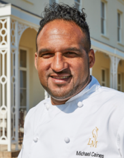 Michael Caines photo