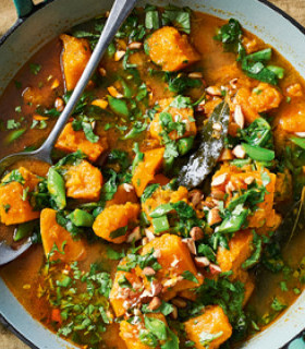 Picture of Butternut Massaman Curry