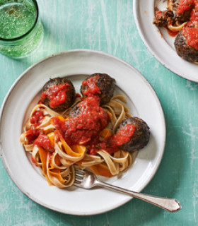Picture of Meatless Meatballs