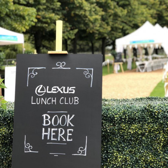 Lexus Lunch Club hover image