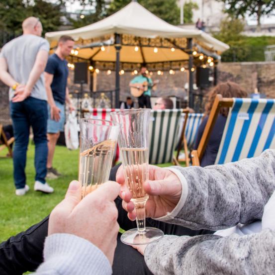 Tower of London Food Festival<br>12 - 15 September 2019