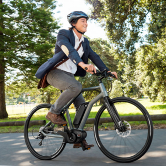 Electric Bike Test Rides hover image