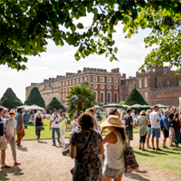 Hampton Court Palace Food Festival